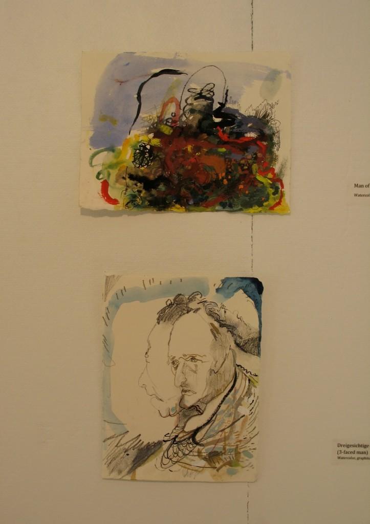 Renee Bouchard, painting, Vermont, Towle Hill Studio