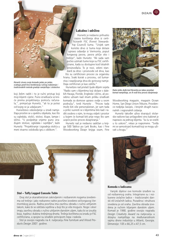 custom furniture, contemporary furniture design, handmade, fine furniture, handcrafted, made in Vermont