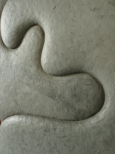Kerry O Furlani, sculptor, stone carver, carved stone, slate, Vermont ...