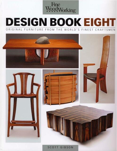 Fine Woodworking Design Book Eight, writing desk, David Hurwitz, walnut, ash