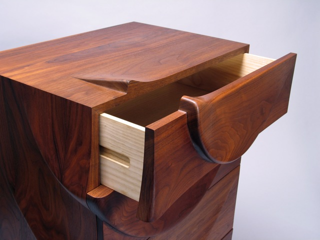 Fine Woodworking Magazine David Hurwitz Chest Of Drawers