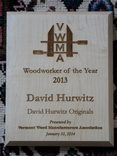 Award winning studio furniture, Vermont woodworker of the year, Vermont furniture, award winning designs, handmade in Vermont, Vermont wood furniture, Vermont studio furniture, Vermont custom furniture, Vermont handmade furniture, Vermont contemporary furiture, Vermont modern furniture, woodworking in Vermont, VWMA, made in Vermont, made in USA, American made