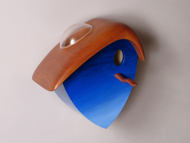 Penofin Verde, earth friendly finish, birdhouse by David Hurwitz Originals, Randolph, Vermont